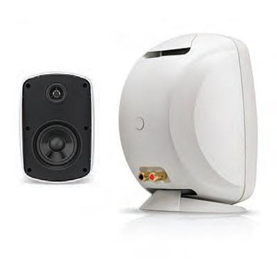 """4"""" Outdoor Speaker White"""