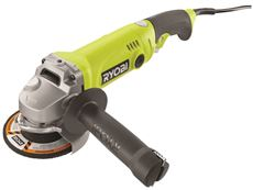 RYOBI� 6.5-AMP ANGLE GRINDER WITH TRIST HANDLE