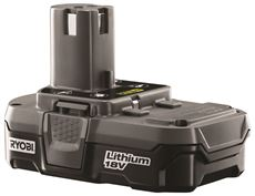 RYOBI� 18-VOLT ONE+ COMPACT LITHIUM-ION BATTERY