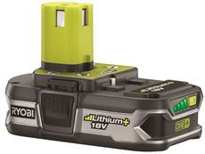 RYOBI� 18-VOLT ONE+ COMPACT LITHIUM+ BATTERY