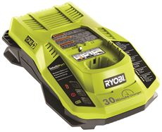 RYOBI� 18-VOLT ONE+ DUAL CHEMISTRY INTELLIPORT CHARGER