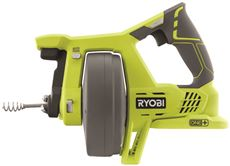 RYOBI� ONE+ 18-VOLT DRAIN AUGER, TOOL ONLY