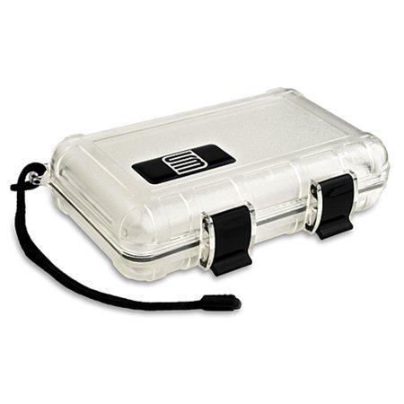 S3 T2000 Case No Foam Liner, Clear