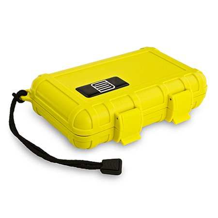 S3 T2000 Case w/ Foam Liner, Yellow