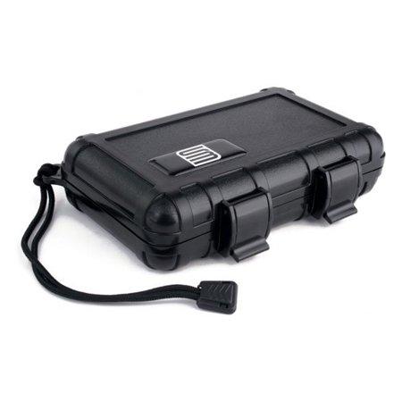 S3 T2000 Case w/ Foam Liner, Black