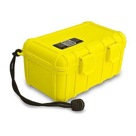 S3 T2500 Case w/ Foam Liner, Yellow
