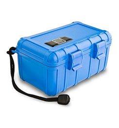 S3 T2500 Case w/ Foam Liner, Blue