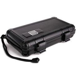 S3 T3000 Case w/ Foam Liner, Black
