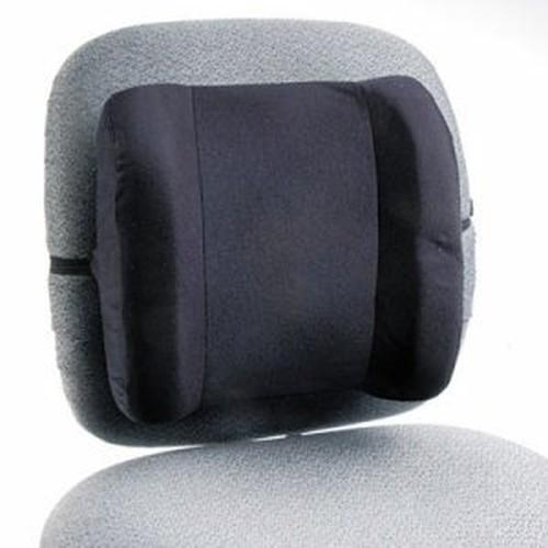 Remedease High Profile Backrest,123/4w x 4d x 13h, Black