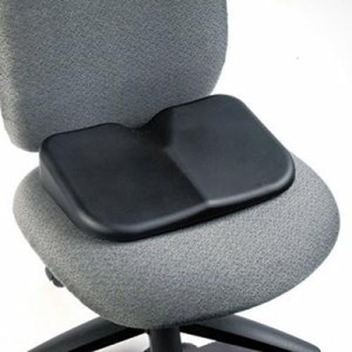 Softspot Seat Cushion, 15-1/2w x 10d x 3h, Black
