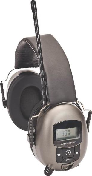 HEARING PROTECTOR AM/FM/MP3