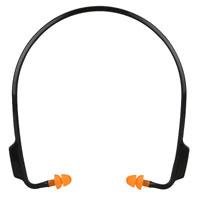 MSA 818070 Band Reusable Ear Plug, 23 dB, Silicone Rubber, Green