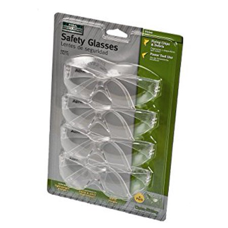 GLASS SAFETY CLOSE-FIT CLEAR