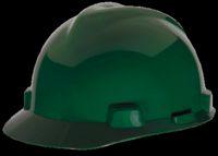 HAT SAFETY GREEN TYPE 1 V GARD