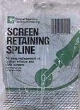 .175X25 Ft. Screen Spline