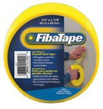 Adfors FibaTape FDW8659-U Drywall Tape, 1.9 in W x 150 ft L, Fiberglass, Yellow