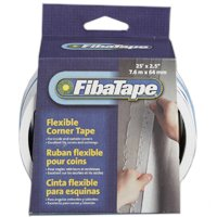 Adfors FibaTape FDW7738-U Flexible Corner Tape, 2-1/2 in W x 100 ft L, High Impact Polymer