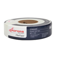 Adfors FibaTape FDW8662-U Drywall Tape, 1-7/8 in W x 500 ft L, Fiberglass, Yellow