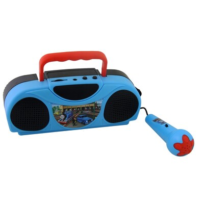SAKAR 16385 THOMAS THE TRAIN RADIO KARAOKE KIT