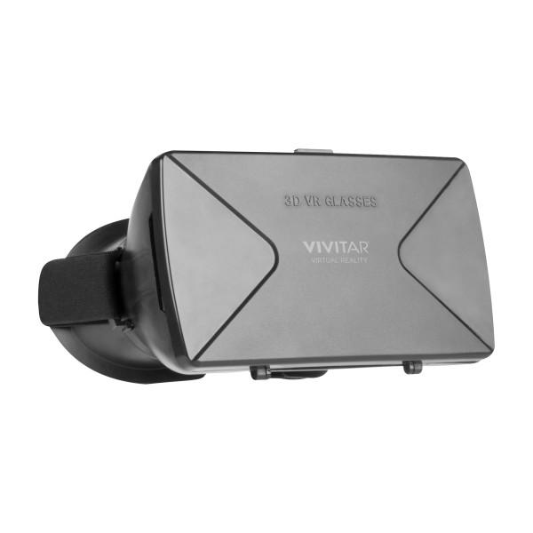 VIVITAR VR-160 3D VIRTUAL REALITY GLASSES FITS ANY