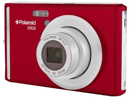 POLAROID IE826-RED 18MP RED DIGITAL STILL CAMERA