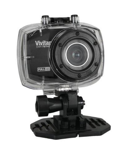 VIVITAR DVR786HD-BLK BLACK ACTION CAMERA FULL HD WATERPROOF