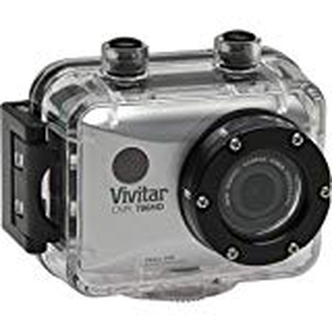VIVITAR DVR786HD-SIL-WM SILVER 12.1MP FULL HD WATERPROOF
