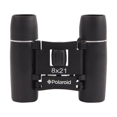 POLAROID IB-821 8X21 SUPER COMPACT BINOCULARS 8X