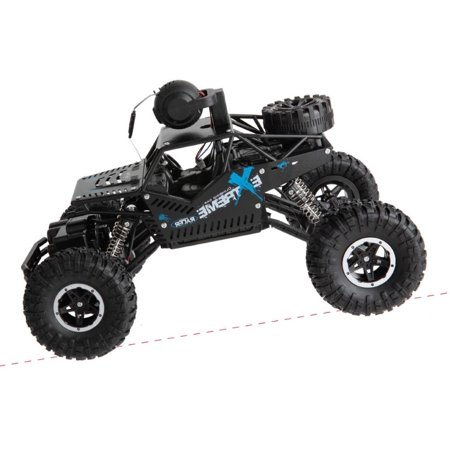 VIVITAR DRC-100-BLK RC CAR WITH CAMERA  ADJUSTABLE