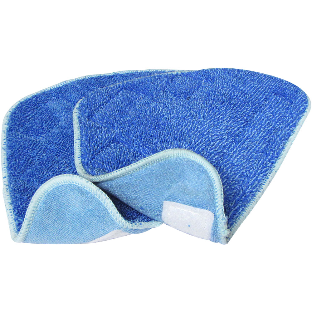 2 Pc Mop Pad Set for STM-402 Steam Mop