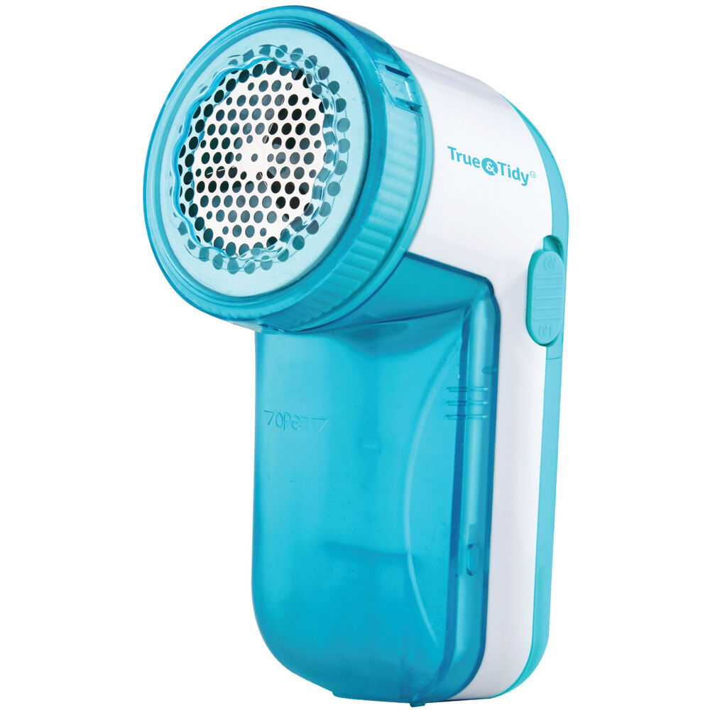 Portable Lint Remover, Battery Operated, Cordless