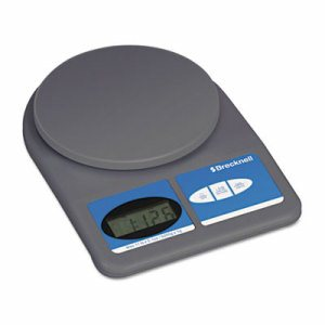 "Model 311 -- 11 lb. Postal/Shipping Scale, Round Platform, 6"" dia"