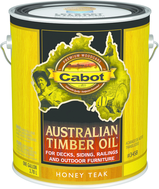 01-3458 1 Gallon Australian Timber Oil