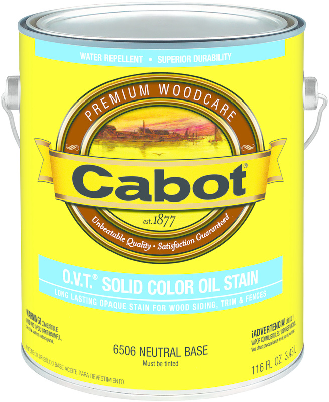01-6506 1 GALLON OVT OIL STAIN