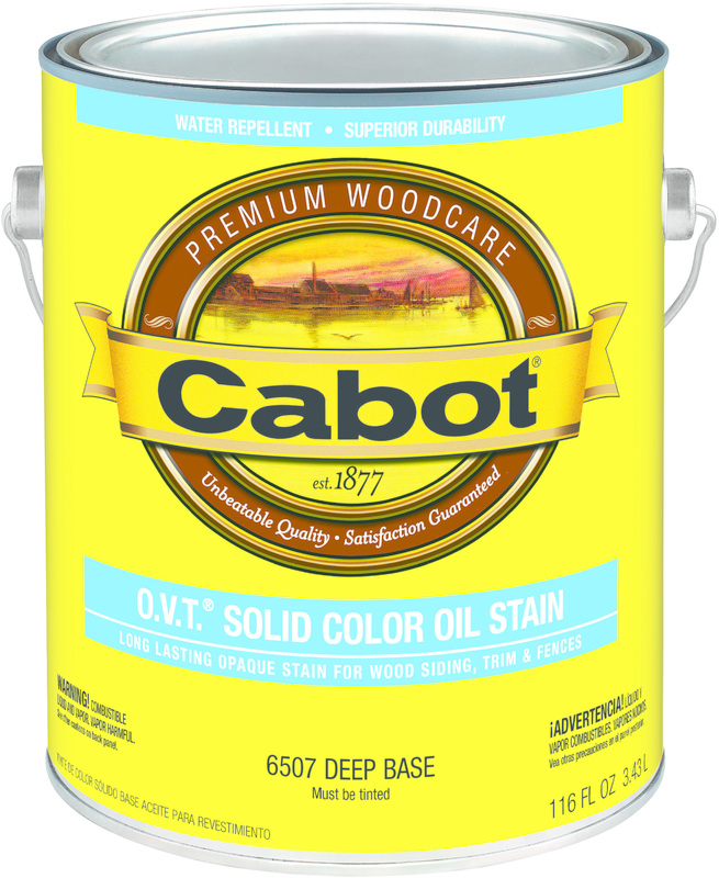 01-6507 1 Gallon Ovt Oil Stain