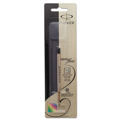 Refill for Ballpoint Pens, Medium, Black Ink