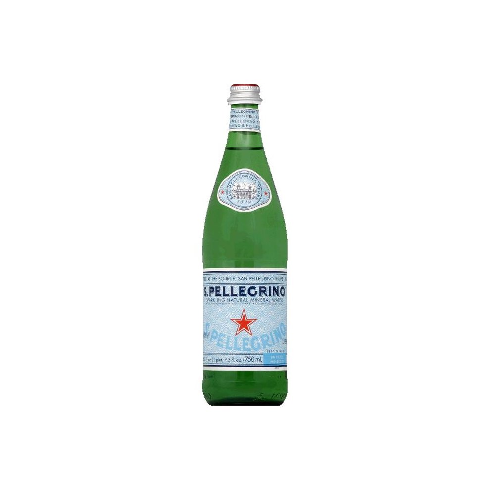 Sparkling Mineral Water - Natural ( 12 - 750 ML )