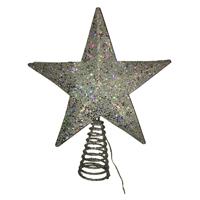 STAR 5-PT MTL W/PRJCTR LD 12IN