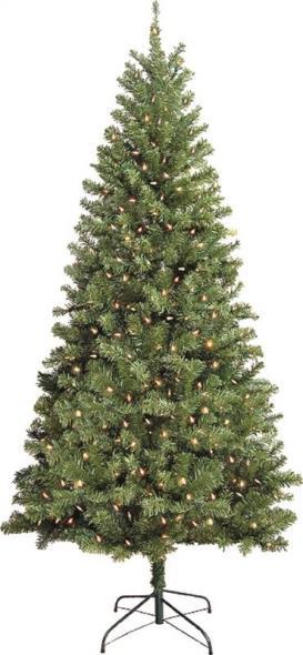 TREE DOUGLAS 7FT CLEAR CUL