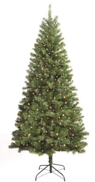 TREE DOUGLAS 7FT CLEAR UL