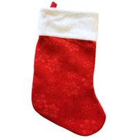 Santas Forest 28909 Christmas Stockings, Value Plush 19 Inch