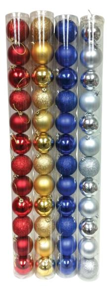 COLORS IN TUBE 60MM ASST 12PC