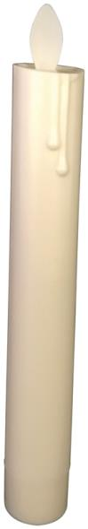 CANDLE D/F TPR PDQ 12PK 7.8IN