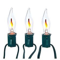 BULB FLAME REPLACMT ORG C4 3PK