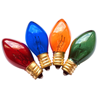 BULBS REPL C7 TRANS MULTI 4PK