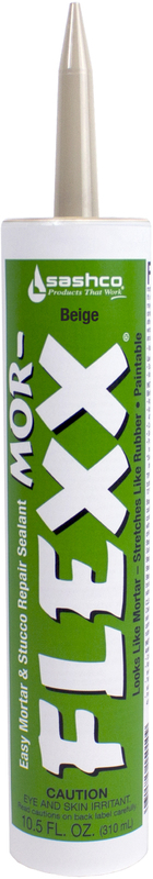 15010 10.5OZ BG MOR FLEX CAULK