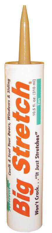 10.5-OUNCE TAN BIG STRETCH