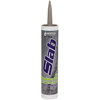 Sashco 16210 Slab Concrete Crack Repair Sealant, Water-Based, 10.5 Oz.