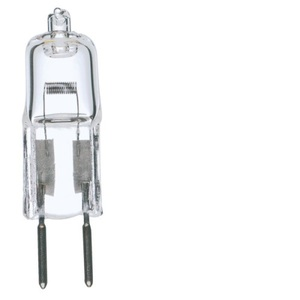 10W T3 Halogen G4 Base 12 Volts Clea