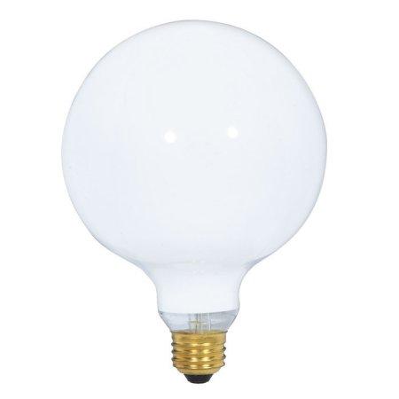 150 Watts G40 Medium White 120 Volts Lamp